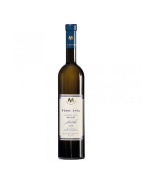Pinot Gris 2018 Oranžové víno, polosuché